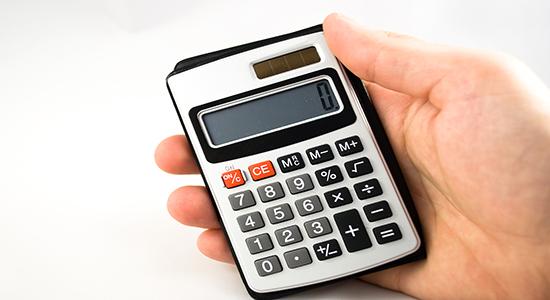 Hay varios caculos para hacer en el credito hipotecario