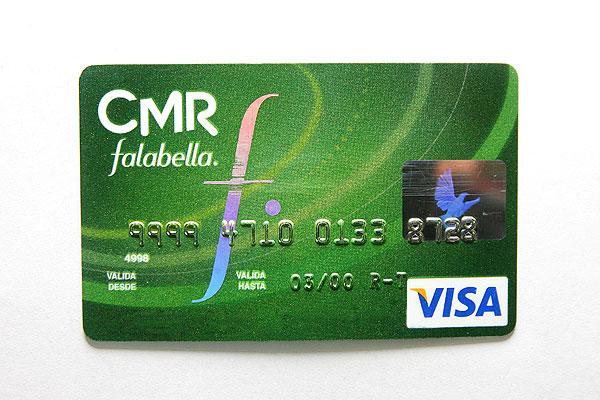 La tarjeta CMR de Falabella ahora también se puede ocupar como Visa