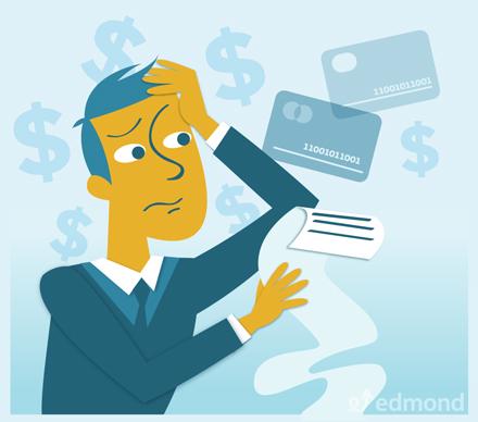 Dicom no te permite solicitar tarjetas de credito