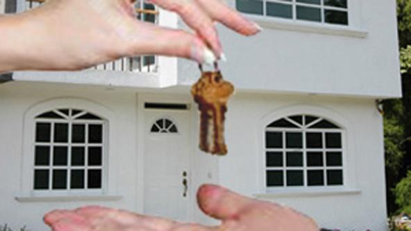 Las llaves de tu casa están cerca, queda poco