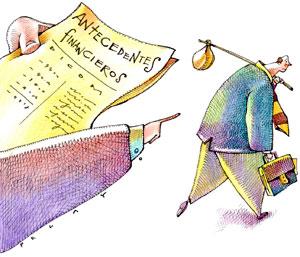 Tus antecedentes financieros son tu historial para solicitar créditos
