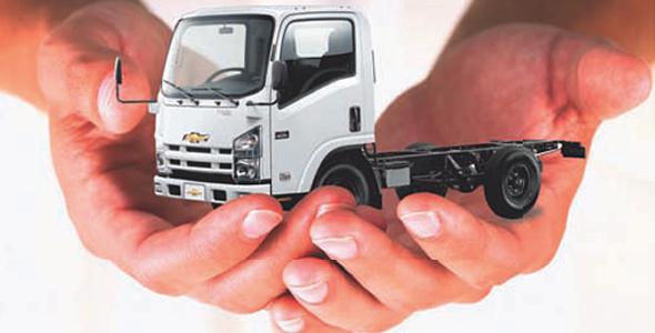 El soap de camiones es importante para la carga