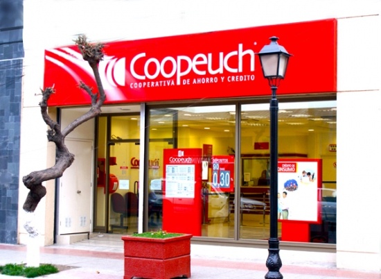 Coopeuch es una de las mejoreas cooperativas