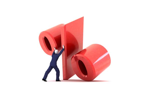 Las tasas de interés son un elemento importante a revisar en los creditos