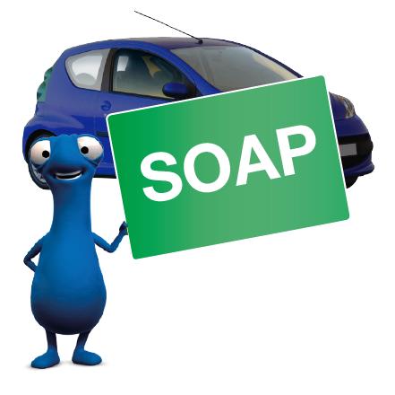 Los SOAP BCI no difieren en pólizarespecto a otros