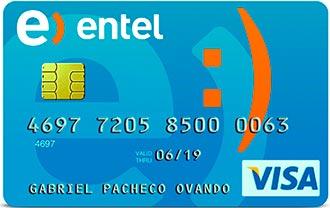 Entel Visa en un ejemplo de las alianzas de la tarjeta