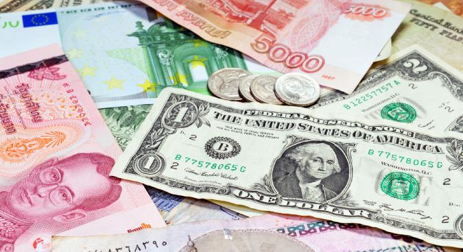 El mercado de divisas es mundial y descentralizado