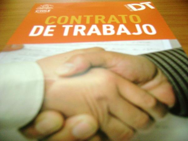 Los contratos de trabajo tambien los puede revisar la inspeccion del trabajo