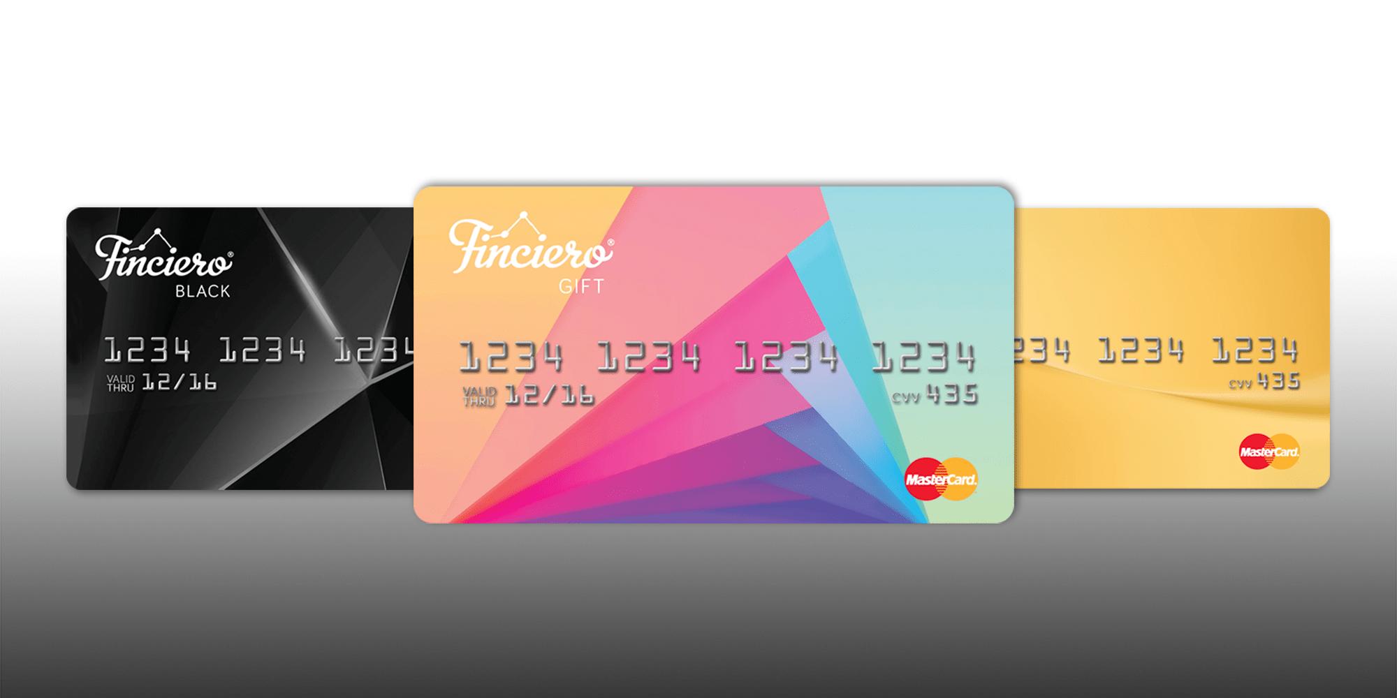 8144a6b648295 Mejores tarjetas de crédito de prepago » Finciero-Gold-Black-Gift-MasterCard -Prepago-Chile