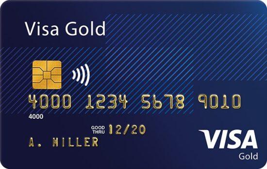 a7eda6c100620 En el caso del retail los clientes son mas riesgosos porque de entrada los  requisitos para obtener la tarjeta son mas bajos. visa-gold